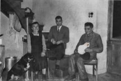 Marguerite MICHEL, Gaston CRETET et Joseph CRETET.jpg